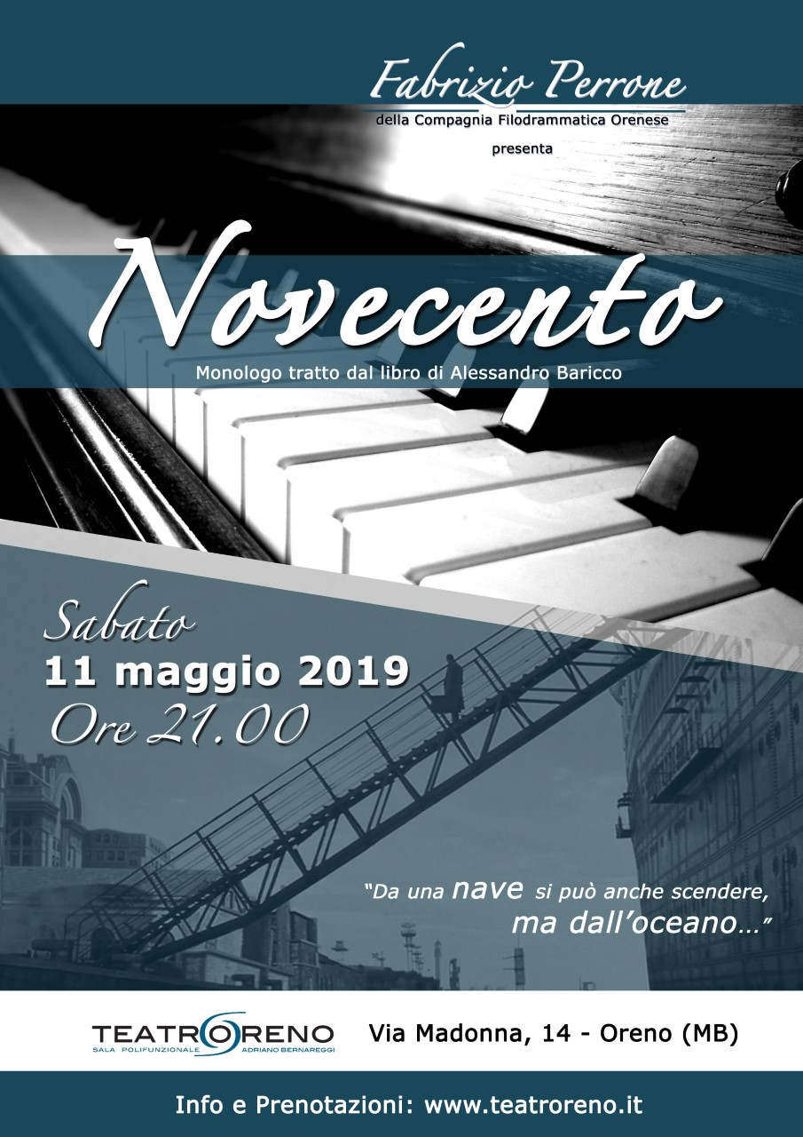 NOVECENTO_Locandina_0511